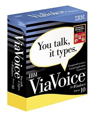 ibm viavoice gold edition