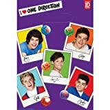 One Direction Loot Bags/Favor Bags