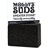 Molly's Suds Natural Pumice Sweater Stone Clothing Care, Removes Pilling