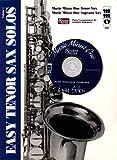 Easy Tenor Saxophone Solos, , 1596156066