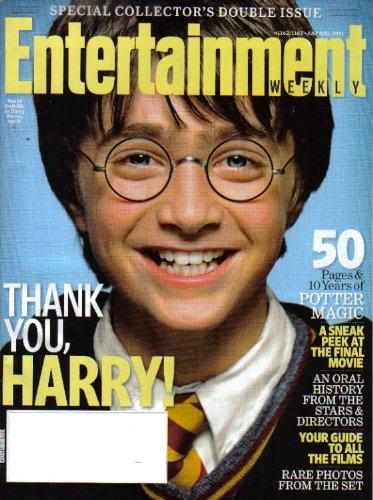 Entertainment Weekly Magazine July 8-15, 2011 ebook