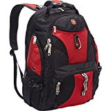 SwissGear Travel Gear ScanSmart Backpack 1900 (Red)