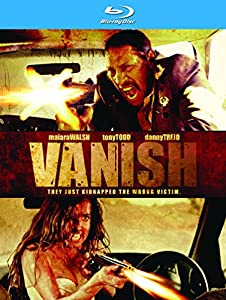 Cover Image for 'Vanish'