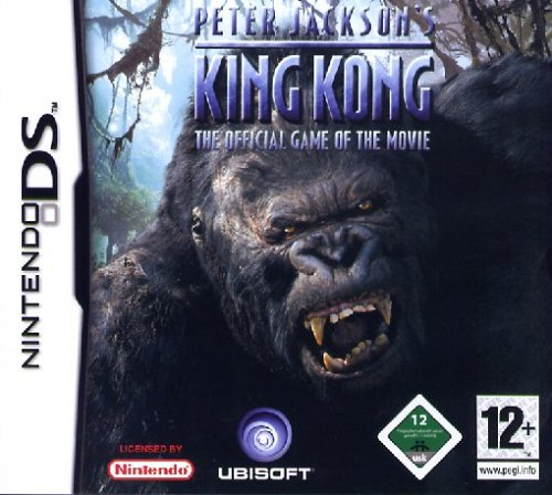 Peter Jackson's King Kong The Official Game of the Movie Nintendo DS (Peter Jackson King Kong)