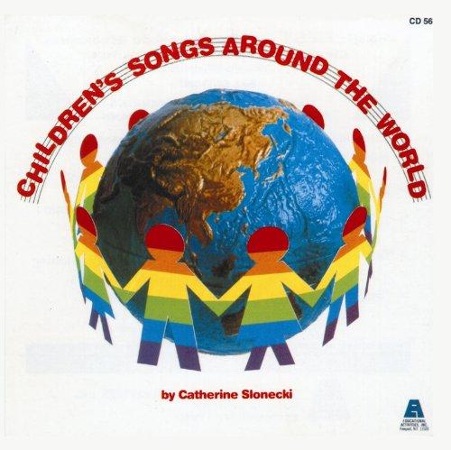 UPC 046721120924, Children's Songs Around the World