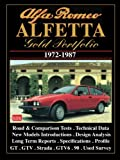 ALFA ROMEO ALFETTA Gold Portfolio 1972-87