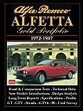 Alfa Romeo Alfetta 1972-87-GP (Gold Portfolio)