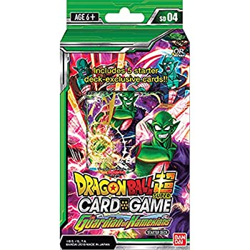 Amazon.com: Dragon Ball Super The Crimson Saiyan Deck Series ...