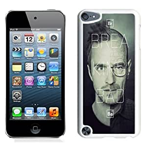 Customized Ipod Touch 5 Case Design with Mike Breaking Bad Ipod Touch 5 5th Generation White Case