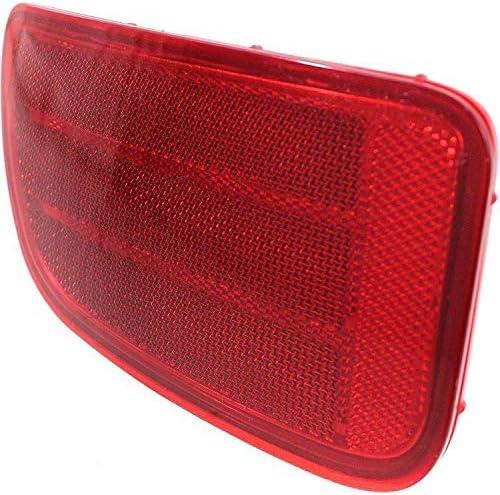 New Rear Left Driver Side Bumper Reflector For 2012-2013 Kia Soul KI2830100