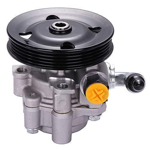Power Steering Pump Fits for 02 03 Lexus ES300, 04 05 06 Lexus ES330, 02 03 04 05 06 Toyota Camry CCIYU 21-5287 Power Steering Assist Pump