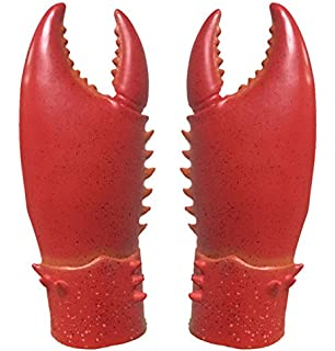 lobster claw hands costume accessory amazon co uk toys games