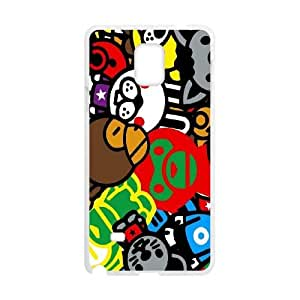 Samsung Galaxy Note 4 Cell Phone Case White_Brands_87 TR2217159