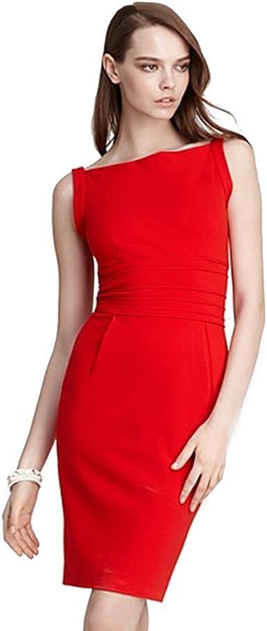 Sleeveless Slim Semi Formal Dresses