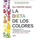 La dieta de los colores: Cómo activar tu metabolismo y mantenerte en tu