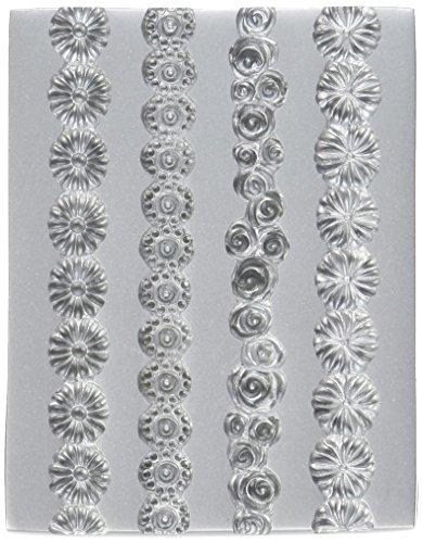 Great Create Lisa Pavelka Border Mold-Daisy Chain