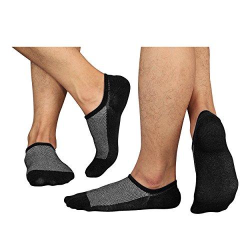 No Show Socks Men Socks 8-12 Packs Low Cut Ankle Sock, Men Short Socks Casual Cotton Socks Size 6-13
