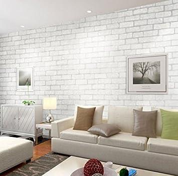 0d90dea96864a YUELA Ladrillo de relieve profundo del papel pintado de piedra para las  paredes del dormitorio 3D