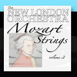 the new london orchestra mozart strings volume two music. Black Bedroom Furniture Sets. Home Design Ideas