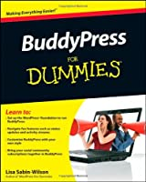 BuddyPress For Dummies Front Cover