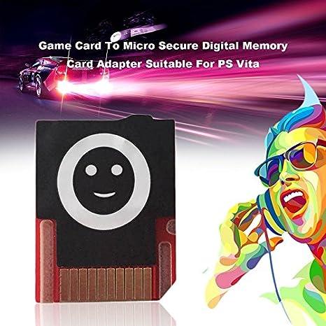 Tarjeta de juego a adaptador de tarjeta de memoria digital ...