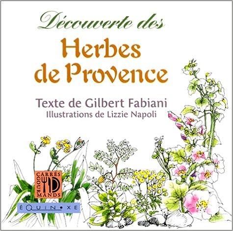 Livre gratuits Découverte des herbes de Provence pdf epub