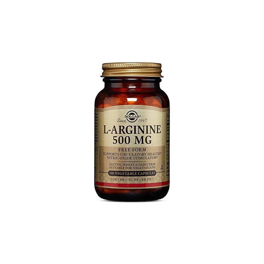 Solgar – L Tyrosine 500 mg Vegetable Capsules
