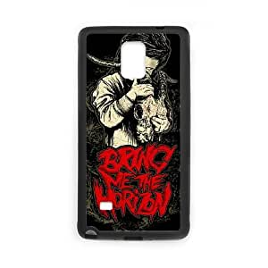 Custom Protective Hard Plastic Case for Samsung Galaxy Note4 - Bring Me The Horizon diy case at CHXTT-C