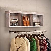 DYFYMX Tienda de Ropa para Mujeres, estantes, Zapatos ...