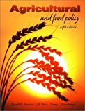 Agricultural and Food Policy 9780130648457