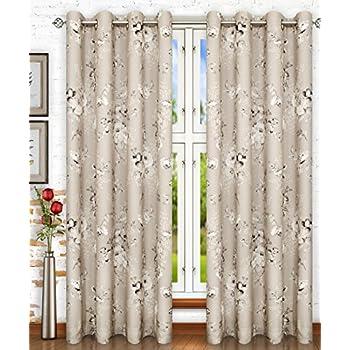Amazon Com Ellis Curtain Chatsworth Traditional Floral