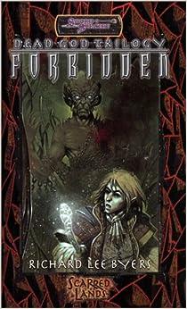 Scarred Lands: Forbidden (Dead God, Book 3)