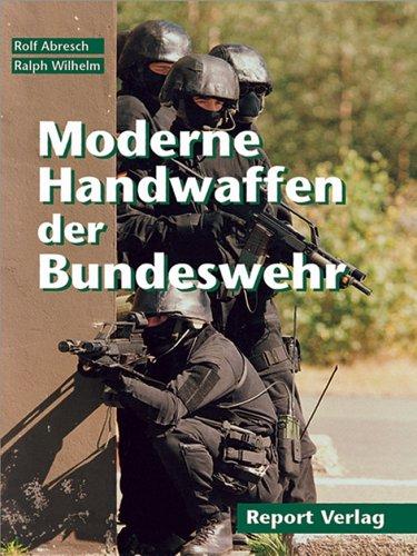 Moderne Handwaffen der Bundeswehr
