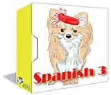 SPANISH 3 Online Course w/ Teachers - Full Year – Accredited Online HomeSchooling Course - Christian HomeSchool Curriculum - 180 Daily Lessons - MultiMedia Rich - Private Christian School since 2001