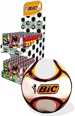 BIC Fútbol Fan del Paquete 100 Unidades J26 futbolín Edition Plus ...
