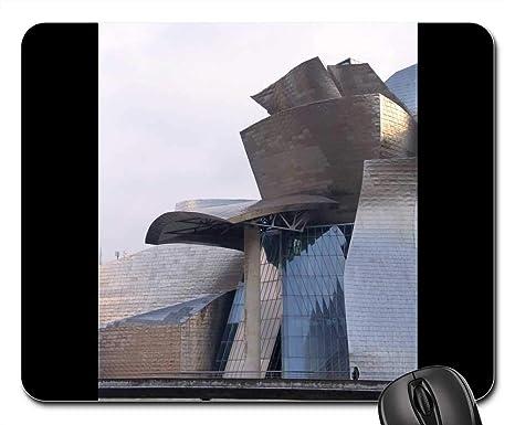 Amazon.com: Mouse Pads - Bilbao Guggenheim Museum Trip ...