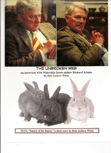 Amazon the unbroken web an interview with richard adams the unbroken web an interview with richard adams author of watership down fandeluxe Choice Image