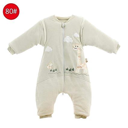 Per Saco de Dormir Invierno para Bebés Rompers Infantil Mono de Nieve Ropa Térmica Infantiles