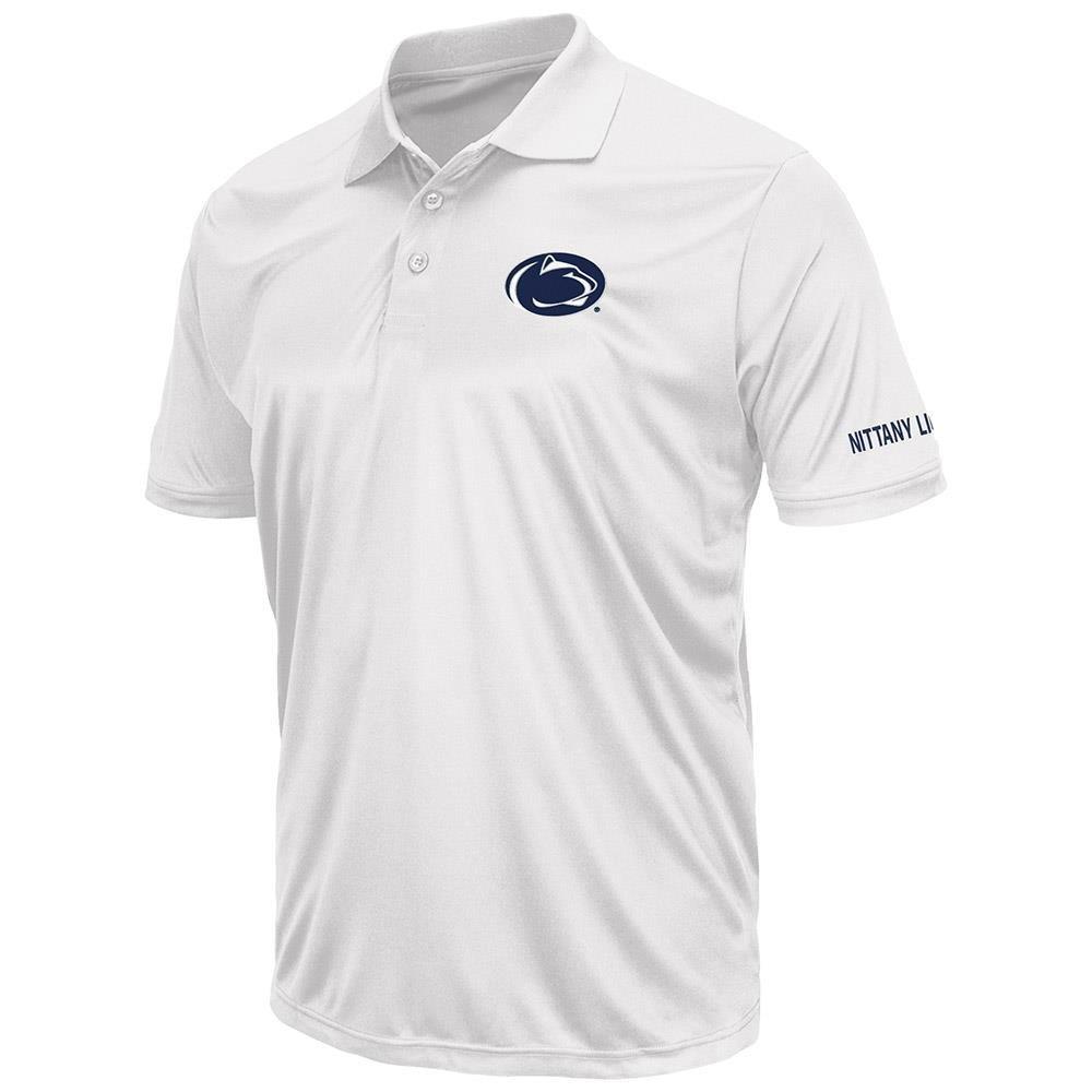 Amazon Mens Penn State Nittany Lions Short Sleeve Polo Shirt