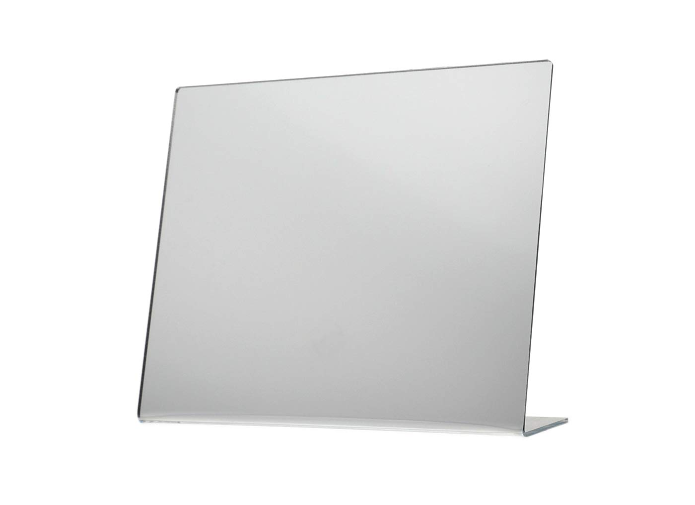 Marketing Holders Acrylic Mirror Slant Back Counter Top Speech Therapy Jewelry Makeup Mirror (24, 10''w x 8''h) by Marketing Holders (Image #5)