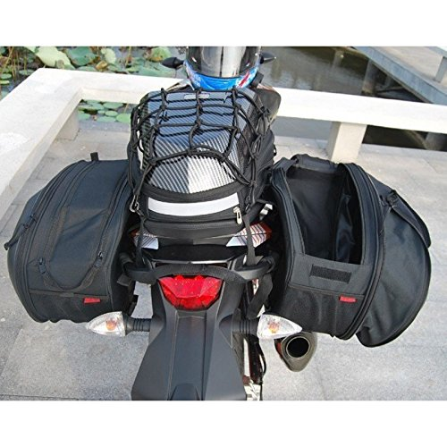 Innova® geformt Motorrad Bike Fahrrad Satteltasche 36