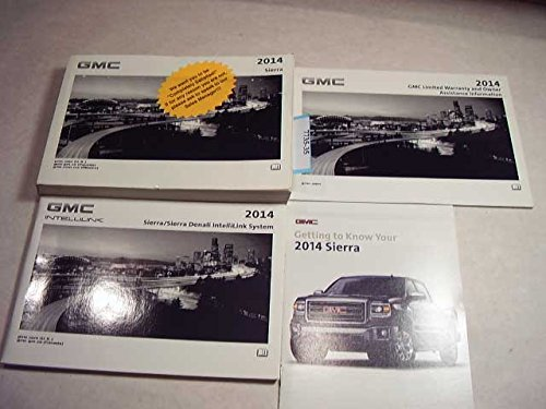 Gmc Sierra Owners Manual - 2014 GMC Sierra Owners Manual Guide Book