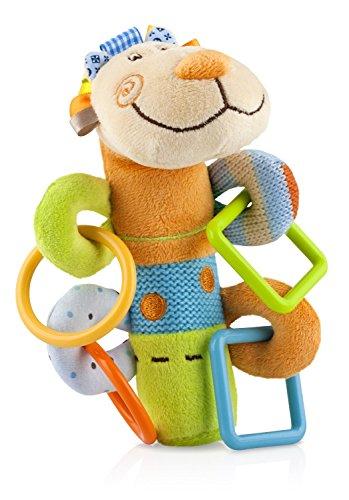 Nuby Squeeze Squeak Character Squeaker