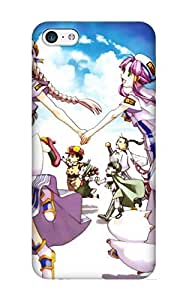 Anettewixom Snap On Hard Case Cover Anime Aria Protector For Iphone 5c