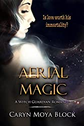 Aerial Magic (Witch Guardian Romance Book 2) (English Edition)