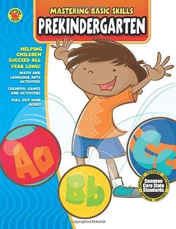 Mastering Basic Skills® PreKindergarten Activity Book