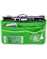 Ayliss® Multi-pocket Insert Organizer Purse liner Large Tidy Bag
