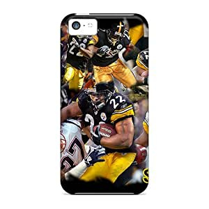 Cute High Quality Iphone 5c Pittsburgh Steelers Case