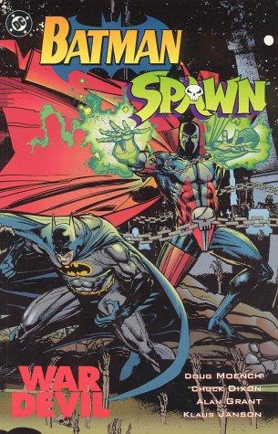 Batman Spawn Devil Doug Moench product image