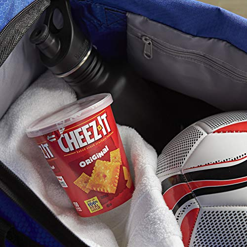 Cheez-It Baked Snack Cheese Crackers in a Cup, Original, Single Serve, 2.2 oz by Cheez-It (Image #3)